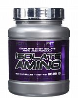 Isolate Amino 500 капсул (Scitec Nutrition)