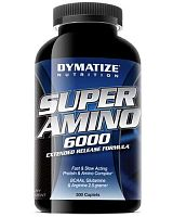 Super Amino 6000 mg - 500 таблеток (Dymatize)