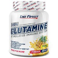 Glutamine Powder (Глутамин) 300 г (Be First)