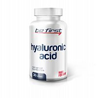 Hyaluronic Acid 100 mg - 30 таблеток (Be First)