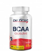 BCAA Capsules 120 капсул (Be First)