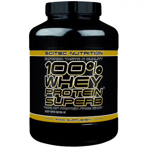 100% Whey Protein Superb 2160 гр (Scitec Nutrition)